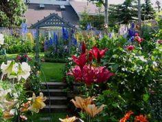 Exotic Garden Path Ideas: 12 Amazing Exotic Garden Ideas Foto ...