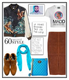 """""""Drake"""" by kleinwillwin ❤ liked on Polyvore featuring M.i.h Jeans, 3.1 Phillip Lim, Love Moschino, Faliero Sarti, DRAKE, views and 60secondstyle"""