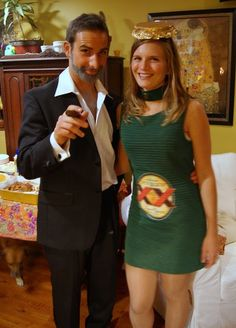 Dos Equis + The Most Interesting Man In The World Halloween Costumes