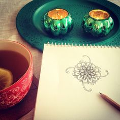 Drawing by Ane Jewellery