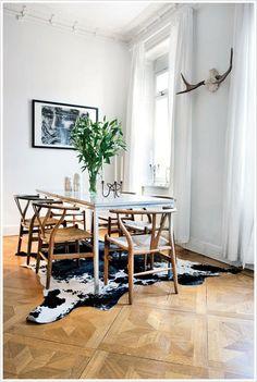 Wishlist: wishbone chair | creamylife blog
