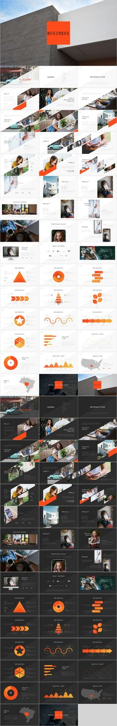 Business charts plan presentation – The highest quality PowerPoint Templates and Keynote Templ. Powerpoint Design Templates, Professional Powerpoint Templates, Keynote Template, Booklet Design, Flyer Template, Business Presentation, Presentation Design, Slideshow Presentation, Presentation Folder