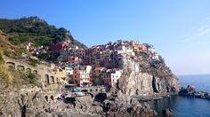 Manarola - Cinque Terre Liguria Italy. One of the most beautiful places I've ever been. #travel #photography #nature #photo #vacation #photooftheday #adventure #landscape