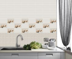 Kitchen Tiles Highlighters a well-designed kitchen is must whether the house is big or small