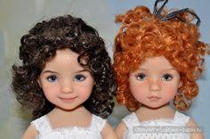 Рыжее чудо Дианны Эффнер - Саманта / Коллекционные куклы Дианы Эффнер, Dianna Effner / Бэйбики. Куклы фото. Одежда для кукол