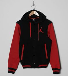 Buy  Jordan Varsity Jacket - Mens Fashion Online at Size?