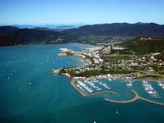 Abel Point Marina Airlie Beach