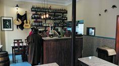 Há uma nova taberna em Lisboa, igual às do século XIX. É a Saudade