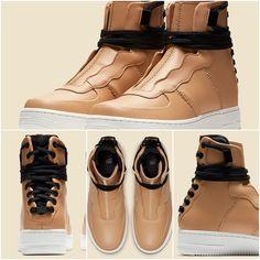 f48c8b90054e0 Nike Air Force 1 High Rebel XX Praline