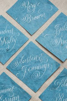 Ethereal blue wedding inspiration from Mountainside Bride