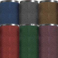 132 Estes 5 x 13 commercial walk off mats . $707.66. Commercial walk off matting 132 Estes 5 x 13 Comes in six distinctive colors. Rubber-like vinyl backing