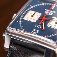 TAG Heuer Monaco Calibre 11 'McQueen' Watch Hands-On: A Worthy Re-Edition Hands-On
