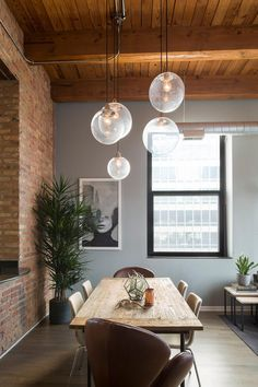Cozy industrial loft in Chicago designed by Haven Design Studio Photography by Jacob Hand Follow Adorable Home for daily design inspiration