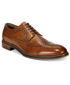 fee1e95bdbf5 Johnston   Murphy Men s Conard Wing Tip Oxford Men - All Men s Shoes -  Macy s