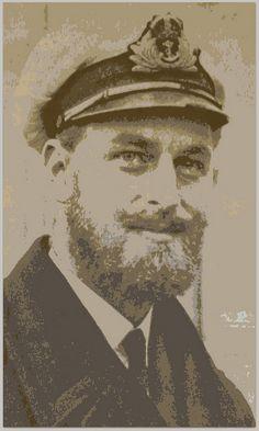 HRH Prince Philip of Greece & Denmark, later Duke of Edinburgh