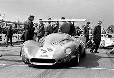 Can-Am Ford?