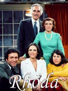 Always had to watch 'The Rhoda Show'!