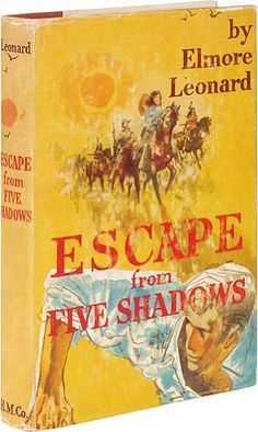 Escape from Five Shadows. 213 pages. Wrongly convicted, and imprisoned in the brutal labor camp at Five Shadows run by a sadistic embezzler willing to kill to keep his scheme running, Bowen is determined to break out or die trying. Created by Elmore Leonard. Corey Bowen is an innocent man. But this time he'll have help—from a lady with murder on her mind and a debt to pay back. They say that breaking out of Five Shadows is impossible—but Bowen is a different breed, and this time...
