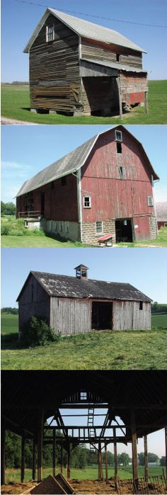 really love old barns...remember playing in one when I was a child...