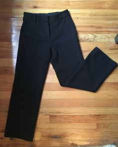 aff640ed9ae15f NWOT Vince Womens Cropped Trousers Size 0 Navy  fashion  clothing  shoes   accessories