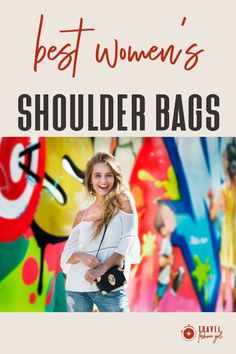 One of the best features of cross body purses and travel shoulder bags for women are convenient compartments that allow you to organize and have easy access to your belongings. #TravelFashionGirl #TravelFashion #TravelAccessories #shoulderbags #crossbodybags #travelbag Travel Bag, Travel Style, Round The World Trip, Backpacking Gear, Easy Access, Travel Accessories, Amazing Women, Cross Body, Organize