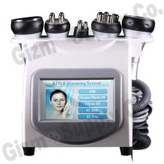 Gizmo Supply Portable 5 in 1 Ultrasonic Cavitation Machine Being integrated with the most advanced RF technology and radio frequency, the instrument may  Read more http://cosmeticcastle.net/gizmo-supply-portable-5-in-1-ultrasonic-cavitation-machine/  Visit http://cosmeticcastle.net to read cosmetic reviews