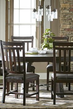Arden Ridge Dining Table - Dining room ideas