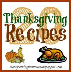 20 Thanksgiving Recipes - Suchamom.com