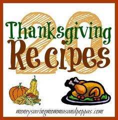 20thanksgiving recipes