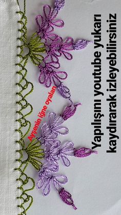 (notitle) Source by Embroidery Leaf, Flower Embroidery Designs, Knit Shoes, Needle Lace, Sweater Design, Knitted Shawls, Knitting Socks, Piercings, Diy And Crafts