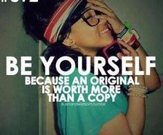 originality.