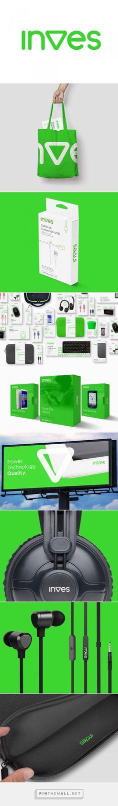 Inves, la marca de tecnología de El Corte Inglés, tiene nueva identidad | Brandemia_... - a grouped images picture - Pin Them All