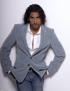 """Naveen Andrews is a British actor. He is best known for portraying Kip in the film """"The English Patient"""" & Sayid Jarrah on the American TV series """"Lost."""""""