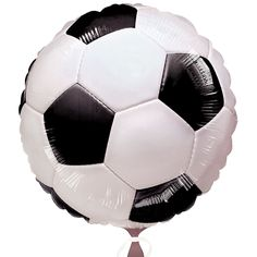 Decorate the party with everything soccer including the balloons. The Soccer-themed Foil Balloon is a great party decoration for soccer themed birthdays. Would also make a nice gift for a soccer coach Banquet Centerpieces, Birthday Party Centerpieces, Soccer Pro, Soccer Boys, Soccer Couples, Soccer Stuff, Soccer Birthday Parties, Birthday Party Themes, Fiestas