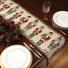 Classic Nutcracker Linens $24.99           Now$19.99