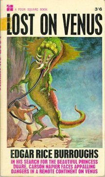 Edgar Rice Burroughs Illustrated Chrono-Log 1932