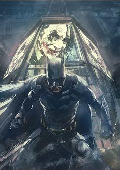 ArtStation - batman, CHRISTIAN ROSADO