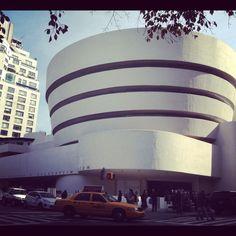 Guggenheim Art Museum