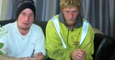 Two Homeless Brothers Receive Generous Aid From An Unlikely Source via LittleThings.com