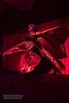 Ricky Sherman Photography - performance photo of Elektra from the Show-Me Burlesque Festival in St Louis 2015