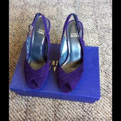 Shoes Beautiful designer shoes, looks like new. Worn I time only Stuart Weitzman Shoes Platforms