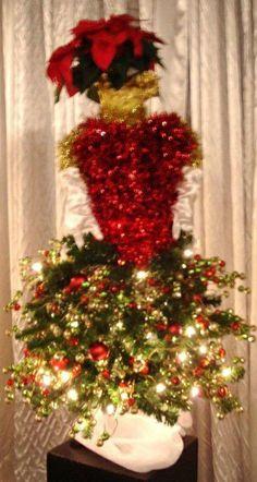 1000 images about christmas on pinterest dress form. Black Bedroom Furniture Sets. Home Design Ideas