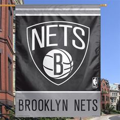Brooklyn Nets Merchandise - 4 Home Decor Items Basketball Nets, Brooklyn Basketball, Brooklyn New York, Brooklyn Nets, New York Girls, Home Decor Items, New Jersey, Nba