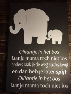 Tekstbord olifanthttp://www.versierendoejezo.nl/tekstbord-olifant.html