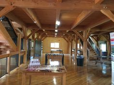 Timbercraft designs and builds fine custom timber frame homes, structures and heavy truss systems nation wide. Day Camp, Timber Frame Homes, Pavilion, Barns, Real Life, Outdoor Structures, Building, Design, Gazebo