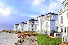 Luxuriöse Doppelhaushälften im Ostseeresort Olpenitz inklusive #Meerblick.