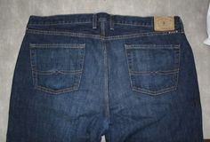 Lucky Brand Men's 361 VINTAGE STRAIGHT JEANS 100% COTTON SIZE 40 X 30 #LuckyBrand #Straight