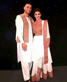 #afghan #style #dress #wedding #nekah #afghani