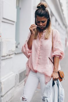 Shop the latest arrivals at SheIn, always stay ahead of the fashion trends. Hundreds of new looks updated every day! Plaid Fashion, Tomboy Fashion, Green Fashion, Look Fashion, Fashion Outfits, Fashion Ideas, Preppy Mode, Preppy Style, Women's Dresses