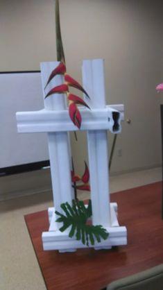 Photo Construction Design, Flower Show, Floral Designs, Flower Arrangements, Hobbies, Candles, Google, Flowers, Ideas